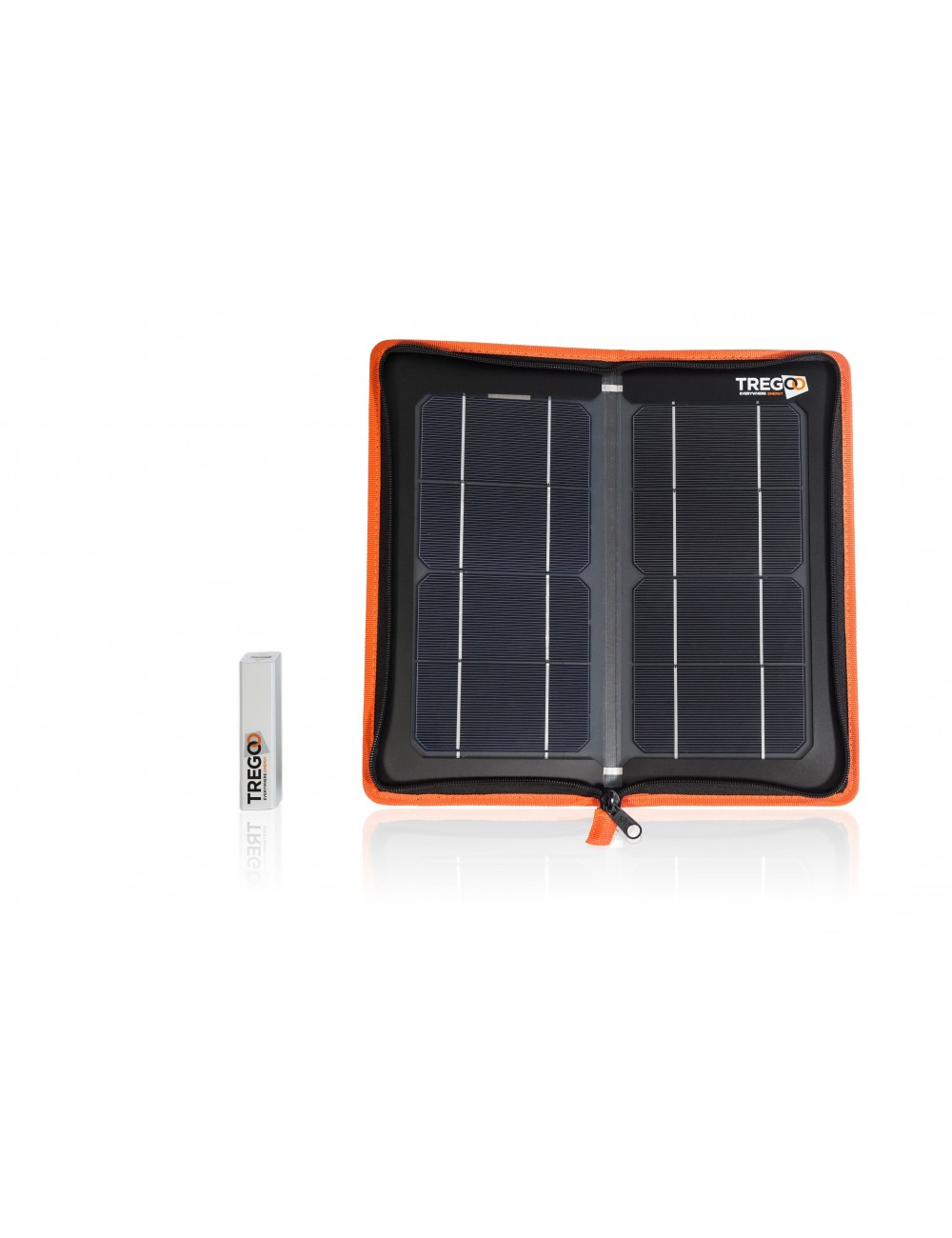TREGOO 10-10 EXTREME Solar Power Station Kit con Pannello Solare e Power Pack