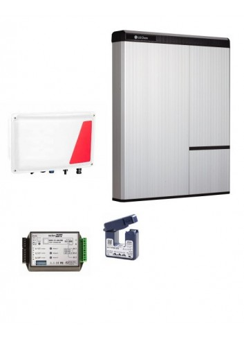KIT ACCUMULO FOTOVOLTAICO LG-SOLAREDGE CON BATTERIA 9,8 KWH AC LG CHEM RESU10H DLT E INTERFACCIA HIGH POWER STOREDGE SESTI-02