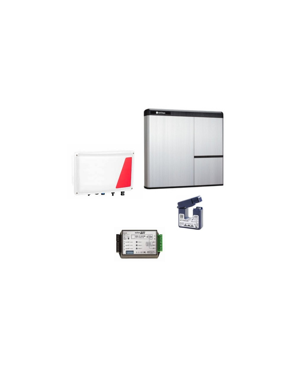 Kit Accumulo Fotovoltaico Retrofit LG Chem 7 kWh e Interfaccia Storedge SESTI-04