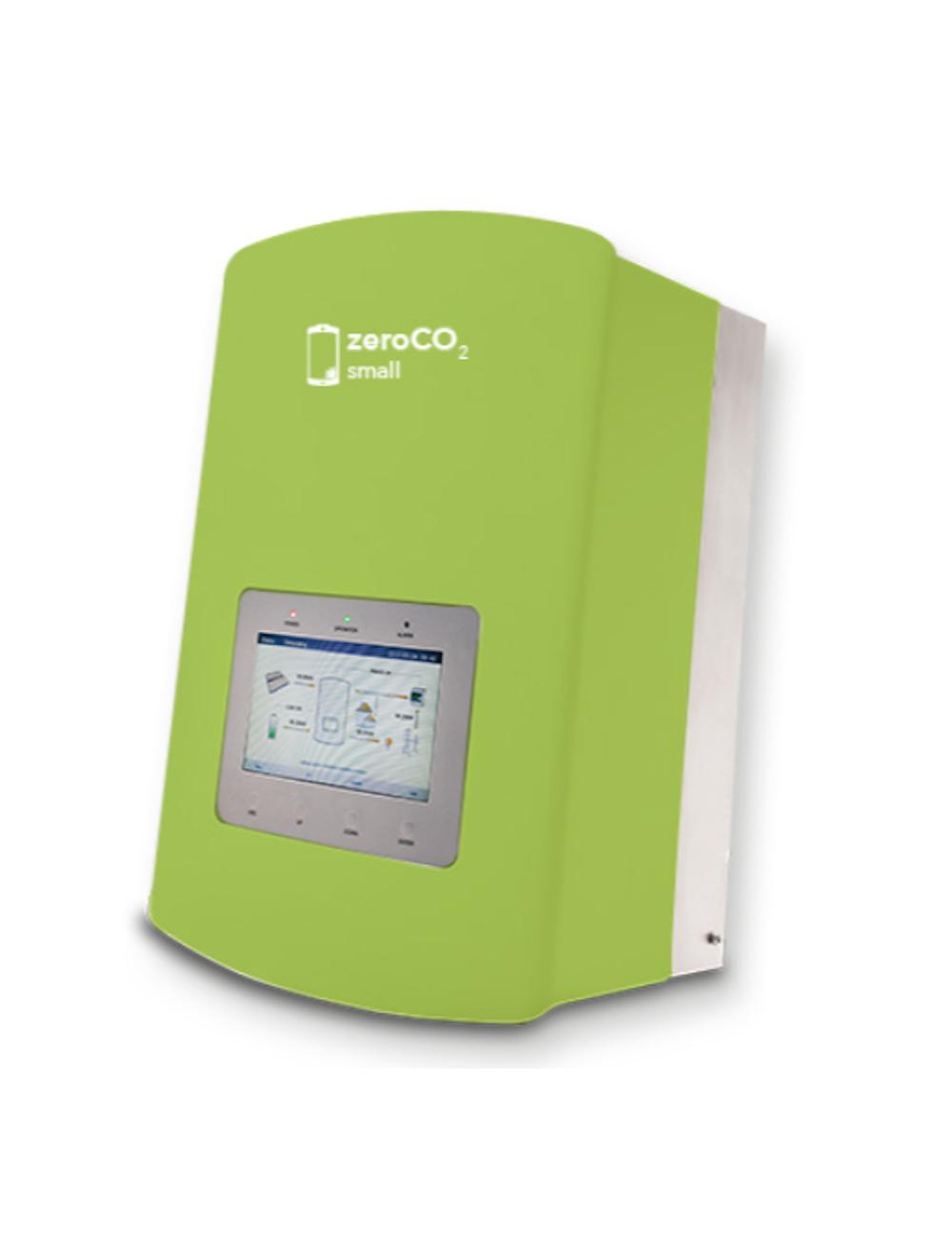 Inverter Ibrido Monofase 5 kW Solis ZeroCO2 Small RHI-5K-48ES