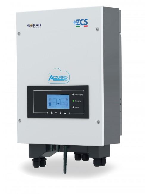 Inverter AZZURRO ZCS-4600TLM-WS da 4,6 kW