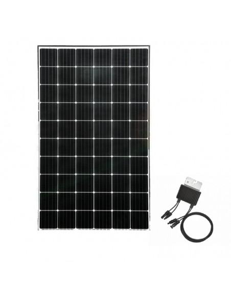 Moduli SolarEdge 310 W Modulo Fotovoltaico Monocristallino con Ottimizzatori Integrati Smart Module SPV310-60MMJ-1CR