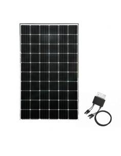 SolarEdge 300 W Modulo Fotovoltaico Monocristallino con Ottimizzatori Integrati Smart Module SPV300-60MMJ-1CR