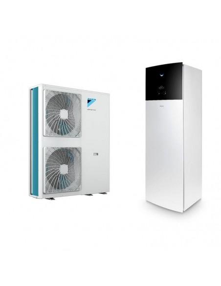 Pompa di Calore 14 kW Aria-Acqua Daikin Altherma 3 H F Reversibili Caldo/Freddo/ACS