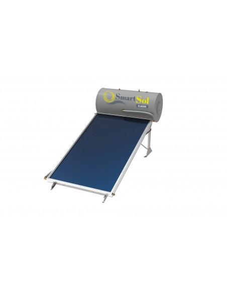Impianto Solare Termico a Circolazione Naturale 200 lt SmartSol Classic